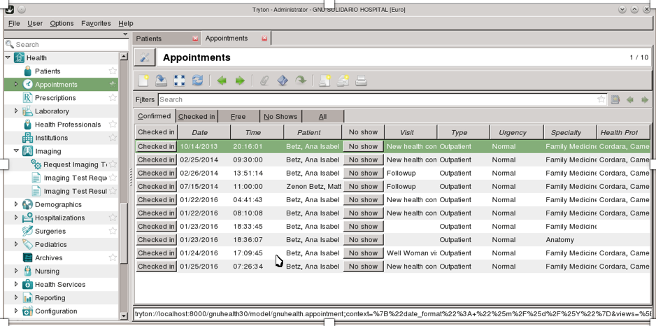 JMI - Open-Source Electronic Health Record Systems for Low